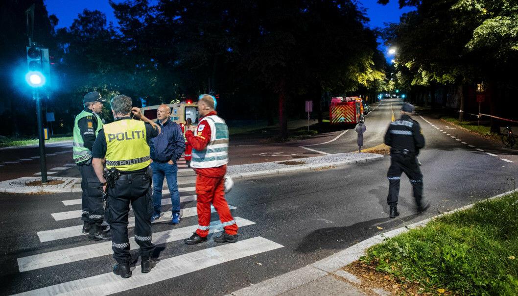 — Politiet hadde på dette tidspunktet ikke kapasitet til å følge opp meldingen om støy og berusede ungdommer, skriver pressesjef ved Oslo politidistrikt mandag.