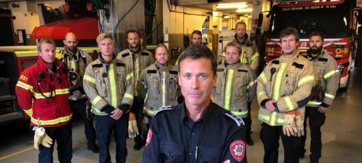 Festulykken på St. Hanshaugen: Brannvesenet ber publikum tipse om ulovlige fester