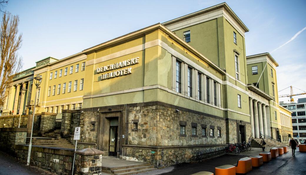 Herken kommunen eller megler vil ut med lista over budgivere. Men 13 ulike aktører skal ha lagt inn bud på Oslos gamle hovedbibliotek.