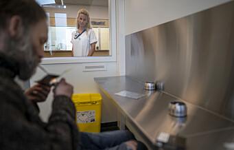 Regjeringen setter av 21,7 millioner kroner til heroinassistert behandling i Oslo