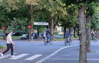 – En bønn til politikerne på Rådhuset, fra meg som daglig sykler i Gyldenløves gate