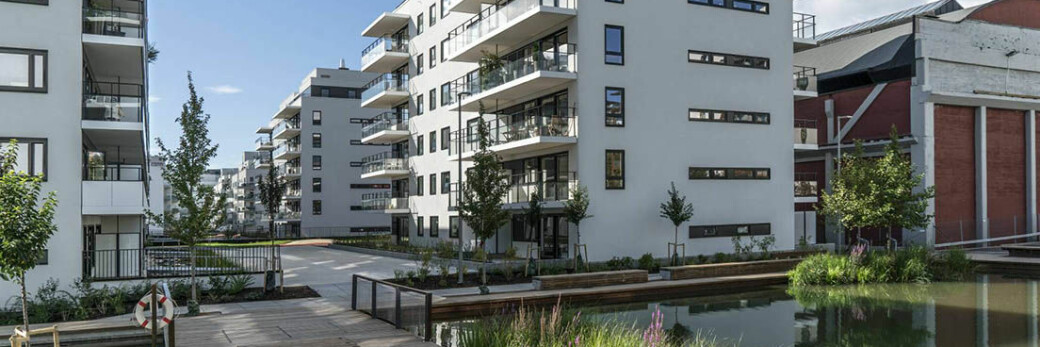 Boligprisene i Oslo flater ut. Svak stigning Obos-boliger i mai