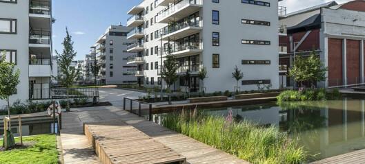 Obos-prisene på brukte leiligheter fortsetter å stige i Oslo