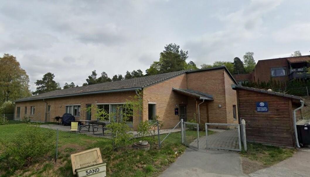 Omsorgsboligene Huset på Vestre Haugen er rammet av koronasmitte.