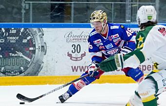 – Vålerenga ishockey er et lag alle vil slå. Som lille Frisk Asker, som lever på et oppkonstruert Vålerenga-hat