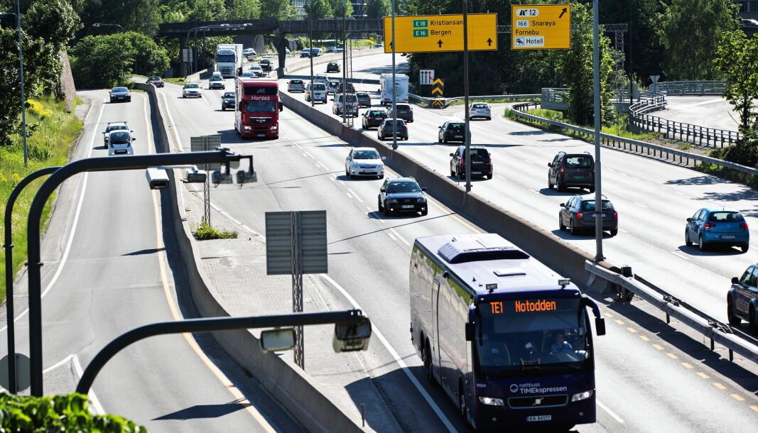 Utbyggingen av E18 vestover gjør at byrådet i Oslo vurderer å trekke seg fra Oslopakke 3-samarbeidet.