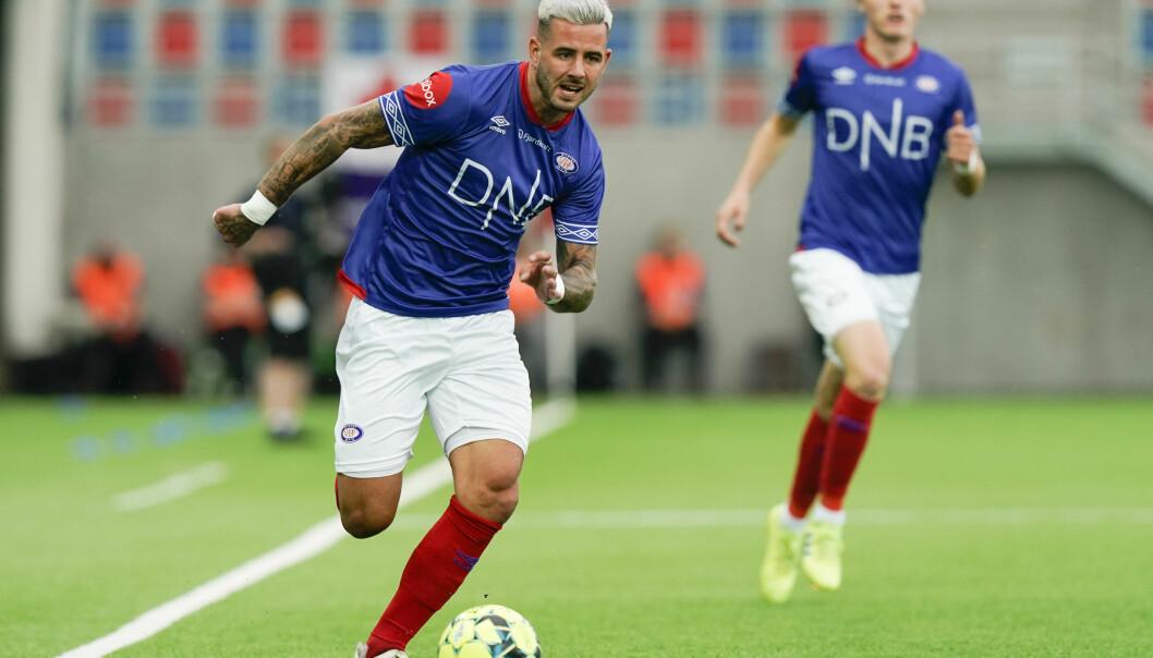 Vålerengas Aron Dønnum kan være på vei til italiensk fotball. Ifølge spilleren selv har VIF godtatt et bud fra Lecce.