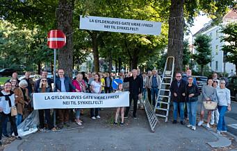 – Lokaldemokratiet og naboer overkjøres i Gyldenløves gate