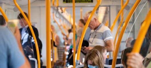 Nesten alle passasjerene tilbake på T-banen i Oslo