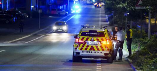 Person funnet knivstukket på åpen gate på Helsfyr