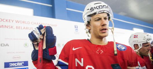 Suksesspilleren Sondre Olden tilbake i Vålerenga ishockey