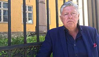 Ole Rikard Høisæther kan fortelle at stiftelsen er i snakk med diverse stortingspolitikere.