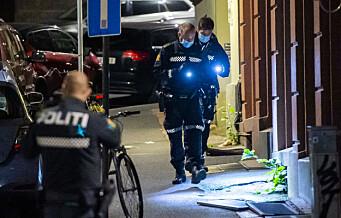To pågrepet etter knivstikking i Sven Bruns gate