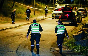 Mann pågrepet etter knivstikking i Bredtvetveien i bydel Bjerke