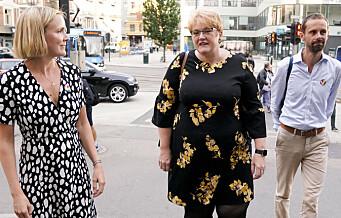 – Motorveipartiet Venstre sviktet miljøet, igjen