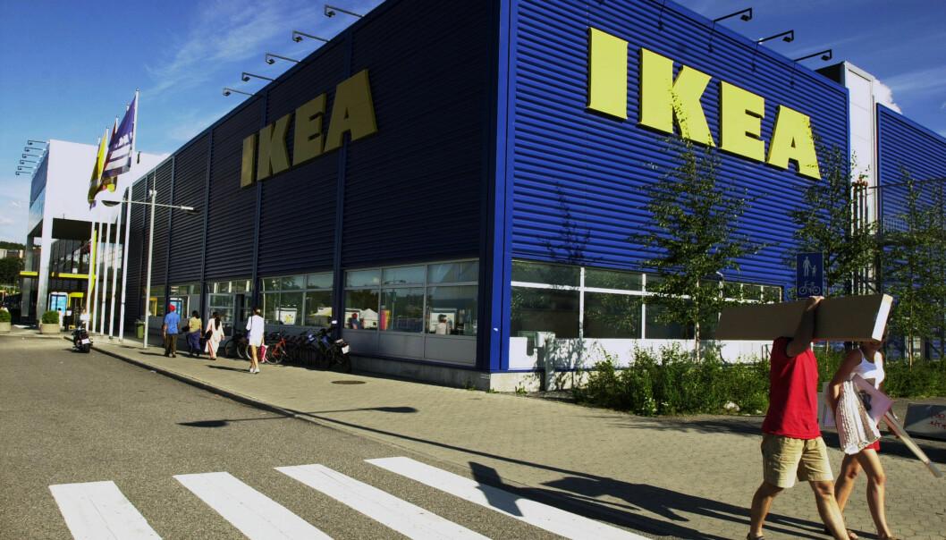 Foruten Ikea er det særlig kjedene Coop og Meny som rammes av en eventuell streik fra og med lørdag.