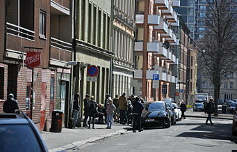 Frelsesarmeen vil flytte Fyrlyset fra Urtegata. Da forsvinner trolig også det åpne rusmiljøet fra nabolaget