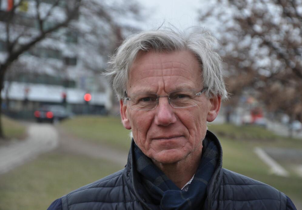 James Stove Lorentzen og Høyre vil gi osloungdom en større sjanse til å få delta på tokt med Christian Radich.