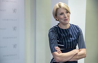 Kari Elisabeth Kaski innstilt på førsteplass av Oslo SV