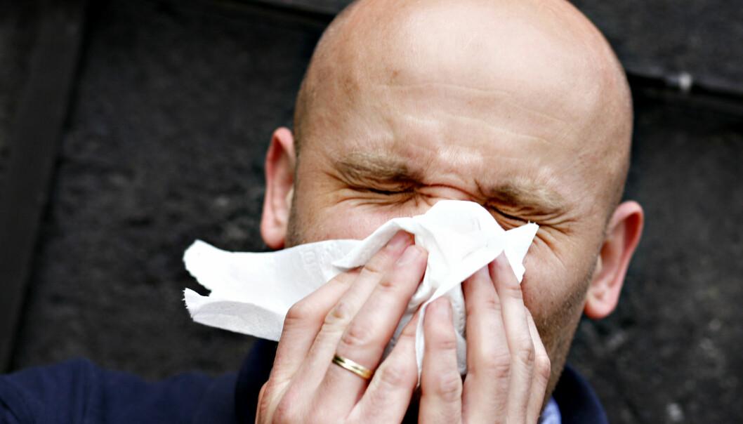 — Sykefravær grunnet sykdommer i luftveiene øker kraftig 2. kvartal i år, sier direktør Sonja Skinnarland i Nav Oslo.