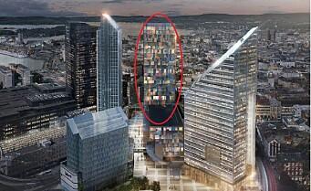 Riksantikvaren vil la nye Oslo Spektrum bli 112 meter høyt