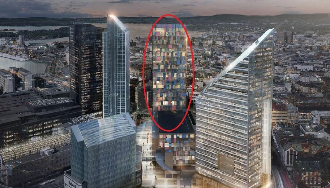 Utbyggerne kan få lov til å gjøre det nye Oslo spektrum 112 meter høyt, sier Riksantikvaren.