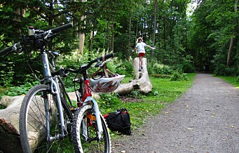 Helgens sykkeltips: Gjennom Frognerparken og langs Frognerbekken