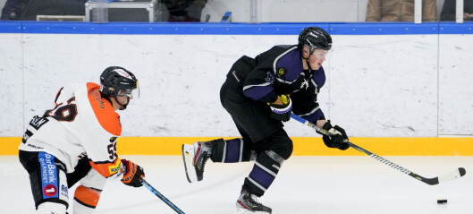 Grüner og den vanskelige andresesongen i hockeyens eliteserie