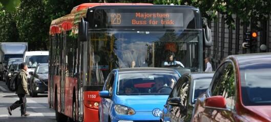 Byrådet lovet å vurdere gjeninnføring av bussfelt i Bygdøy allé iløpet av august: - Vi er rett og slett forsinket