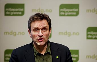Byrådet vil tillate bygging av boliger uten p-plasser: - Det gjelder for hele byen, sier Arild Hermstad (MDG)