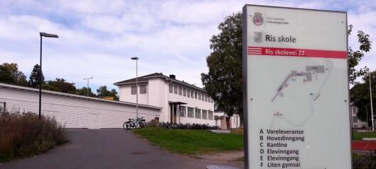 Disse skolene og barnehagene rammes av Unio-streiken. Bydel Vestre Aker rammes hardtest