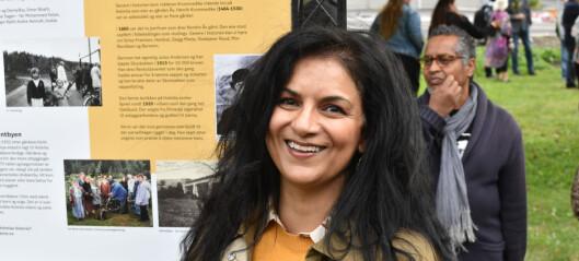 Iffit Qureshi med 18 sterke historier fra Holmlia: - Her er det samhold og respekt for mangfold