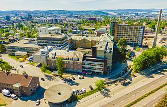 Poliklinikk på Aker sykehus stengt etter koronasmitte