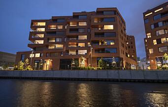 Årets finalister til Arkitekturprisen er klare. Se navn og bilder av de nominerte byggverkene