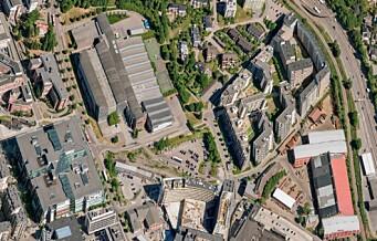 Kan bli ny stor park i Nydalen likevel. Planleggingen er allerede i gang