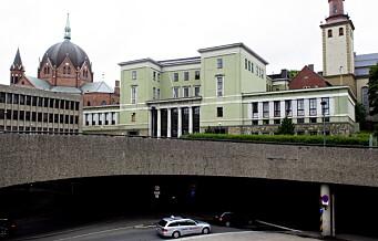 Møller Eiendom kjøper gamle Deichmanske bibliotek på Hammersborg