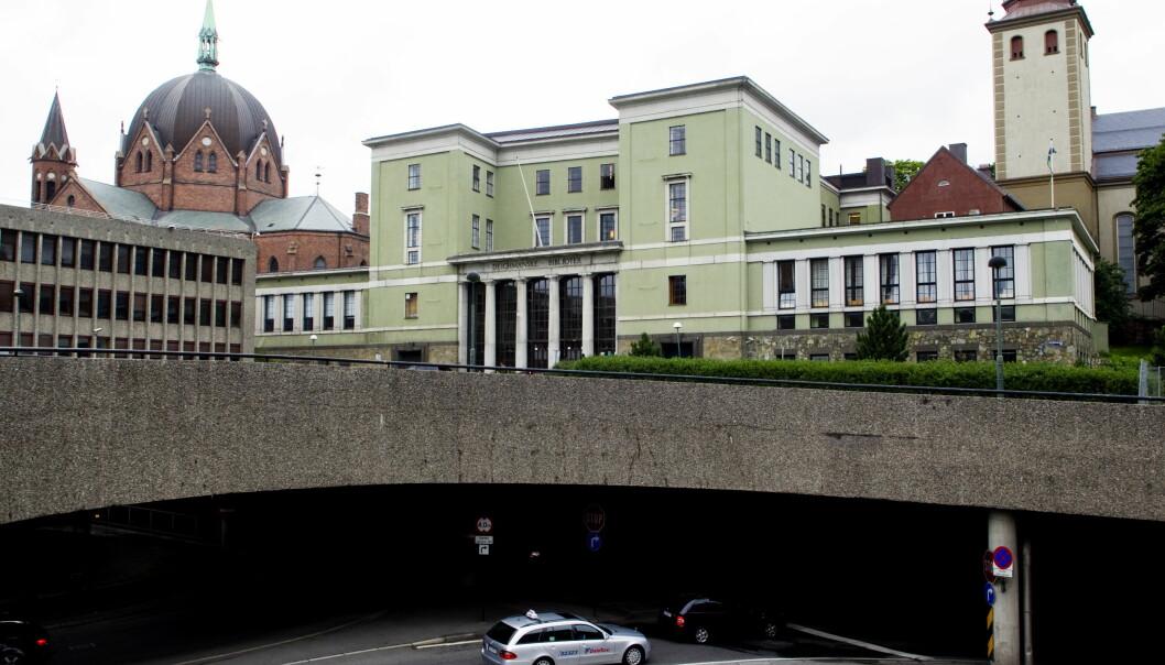 Deichmanske bibliotek.