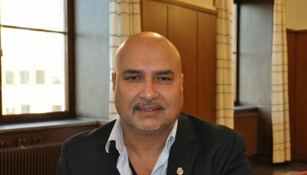 Danny Chaudry er i dag en uavhengig bystyrerepresentant. Han representerte tidligere FNB.
