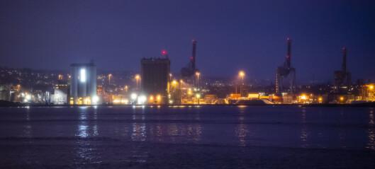 To menn tiltalt for å ha forsøkt å hente ut 50 kilo kokain fra konteinerområdet på Sjursøya