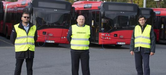 Bussjåførene krever industriarbeiderlønna de ble lovet for tolv år siden