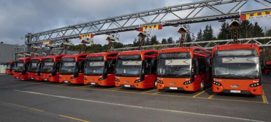 Streik fører til full stans busstrafikken i Oslo og Viken