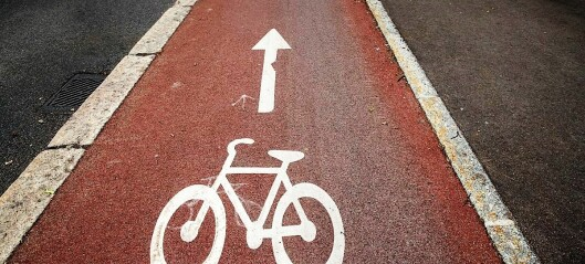 Nei, byrådet skal ikke bruke fem millioner på rødere asfalt i Sognsveien i Oslo