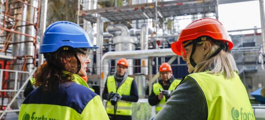 Regjeringen sier nei til å ta hele regningen for Oslos CO2-fangst på Klemetsrud