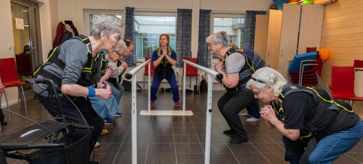 Har du lyst til å delta på aktiviteter for seniorer?