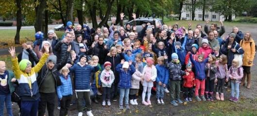 Barn og foreldre ved Bolteløkka skole skvatt da finansbyråden plutselig sa at ungene likevel skal busses gjennom byen