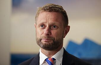 Høie: – Jeg er bekymret for situasjonen i Oslo