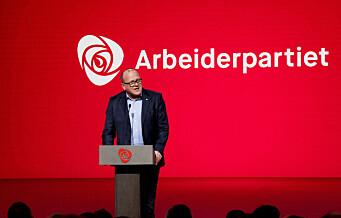 Lederen i Oslo Arbeiderparti bekrefter at han vil på Stortinget