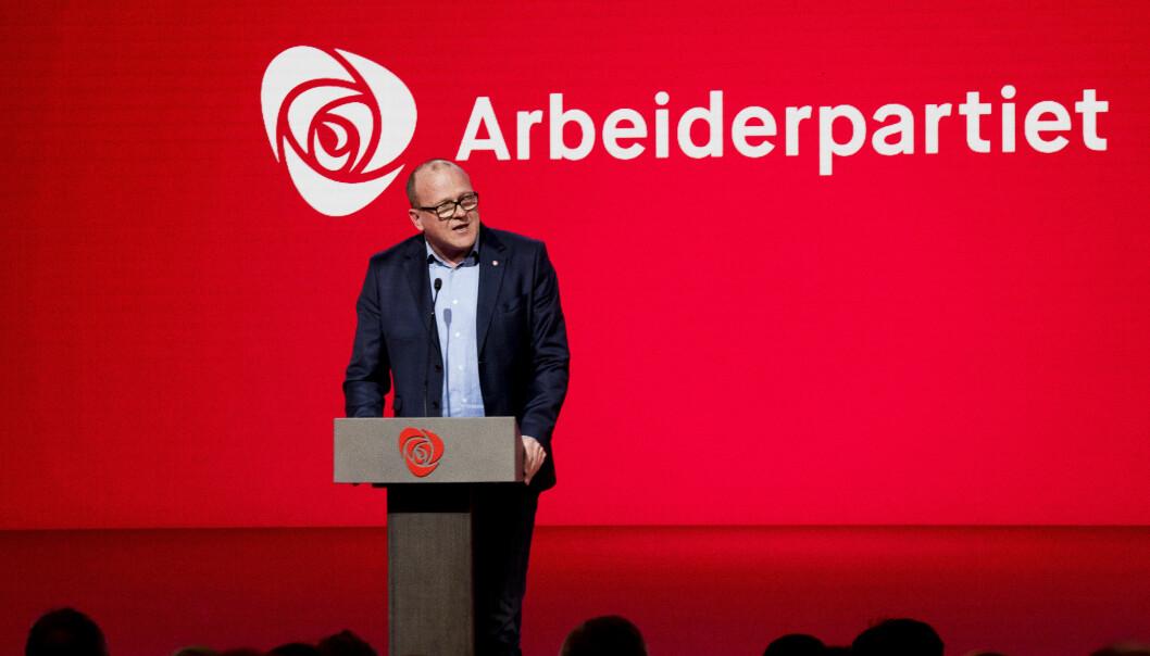 Leder i Oslo Ap Frode Jacobsen varsler han at han ønsker å sitte på Stortinget neste periode.