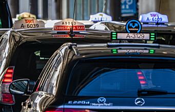 — Raymond stakk av fra drosjeregningen. Sjåførene har ikke fått én krone for turene som forsvant