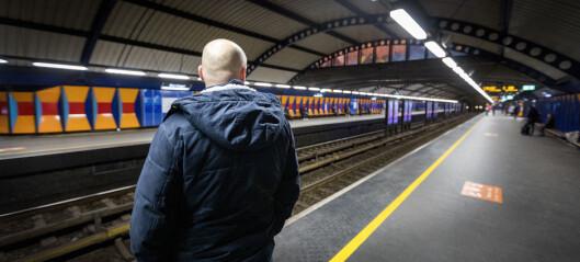 Veltede trær skaper forsinkelser på T-banen og sperret Ring 3